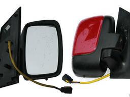 Зеркало правое электрическое Fiat Scudo 2007- Citroen Jumpy,