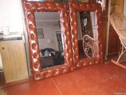 Зеркало в рамке в стиле Честер