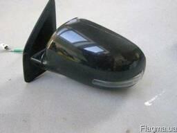 Зеркало заднего вида боковое Mitsubishi ASX