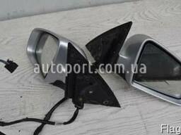 Зеркало заднего вида левое правое - AUDI A6 C6 2004-2011 ГОД