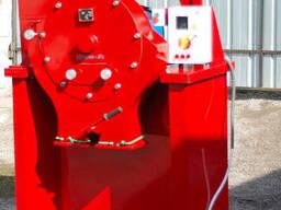 Зернодробилка ДКУ на 11 кВт до 2500 кг. час