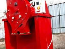 Зернодробилка дробилка ДКУ на 22 кВт до 3800 кг. час