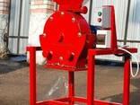 Зернодробилка дробилка ДКУ на 7.5 кВт до 1000 кг. час - фото 1