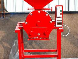 Зернодробилка ДКУ на 7.5 кВт до 1000 кг. час