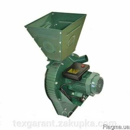 Зернодробилка Minsk Electro ДКЗ 4000 AGRO