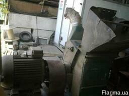 Зернодробилка молотковая А1-ДМ2Р-55 55кВТ/3000 об., б/у