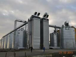 Зернохранилища от 13м. куб.