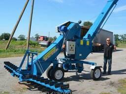 Зернометатель ПЗМ-120МP новейшая разработка