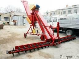 Зернометатель ЗМ-100