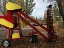Зернометатель ЗМ 60 - 80 - 100, Зерномет, Погрузчик зерна