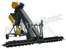 Зернометатель ЗМ-60 (зернопогрузчик, зернометач)