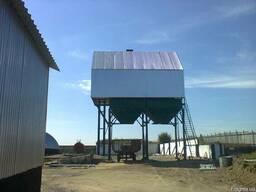Зерноочисний комплекс 50т/год. на 2 бункери