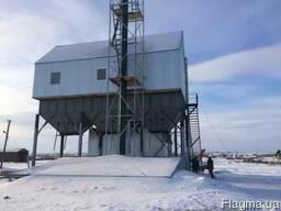 Зерноочистительный сушильный комплекс зав-50