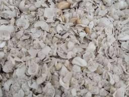 Зерноотходы гороховые