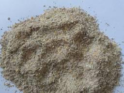 Зерноотходы крупяного производства
