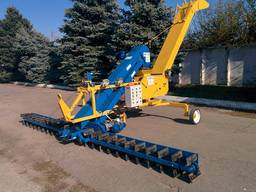 Зернопогрузчик МЗС-170 Голиаф