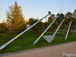 Зернопогрузчик шнековый передвижной Kul-Met 8 м.(Польша) пре