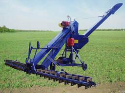 Зернопогрузчик , зернометатель ЗЗП-100