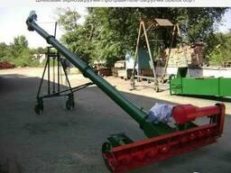 Зернопогрузчики Протравители транспортёр шнек 1-300т/ч плуг