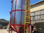 Зерносушилка бункерная циркуляционная СБЦ-32, Зерносушилка 32м³ - фото 4