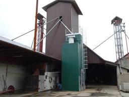 Зерносушилка на щепе пеллетах цена| Купить сушилки для зерна