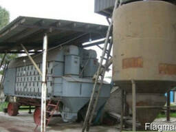 Зерносушилка передвижная К4-УС2-А
