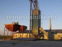 Зерносушилка на дровах 3 т/ч, 6 т. загрузка