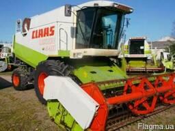 Зерноуборочный Комбайн Claas Lexion 440, 2000 г (№ 1793)