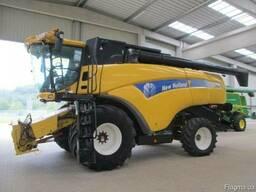 Зерноуборочный комбайн New Holland CX 8060 FS