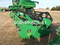 Зернова жатка Джон Дір 930 флекc John Deere 930F Flex
