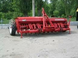 Сеялка зерновая МФ 30 (Англия)