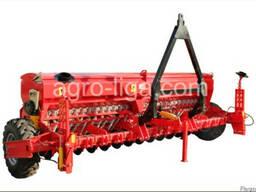 Зерновая вариаторная сеялка ЗС-4.2. Доставка в хозяйство