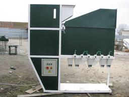 Зерновий сепаратор ІСМ-20 (очистка зерна)