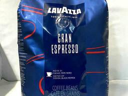 Зерновой кофе Lavazza Gran Espresso 1 кг (Италия)