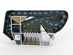 Зерновой сепаратор ИСМ- 20 с ЦОК