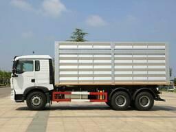 Зерновоз HOWO T5 6x4