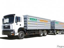 Зерновоз КрАЗ 6511С4