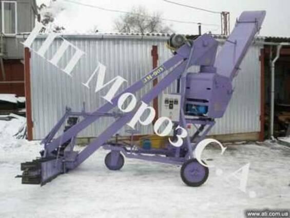 Зернозавантажувач зм-60у