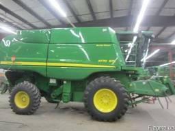 Зернозбиральний комбайн JOHN DEERE 9770 STS Bullet Rotor
