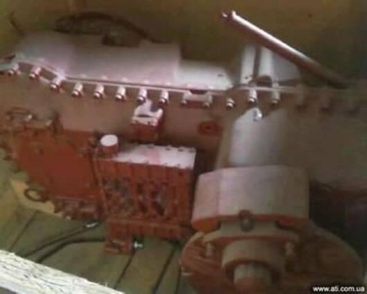 ZF 4WG-210 Трансмиссию в сборе
