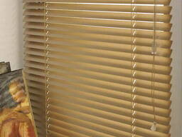 Жалюзи в офис, шторы, цветные жалюзи на окна в Буче, Ирпень,