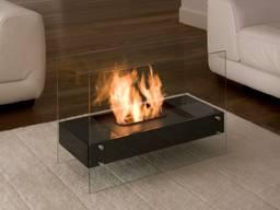 Жаропрочное стекло для каминов, печей и саун Neoceram Glass