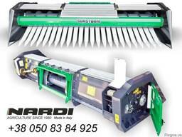 Жатка для уборки подсолнечника Nardi подсолнечная Нарди 6