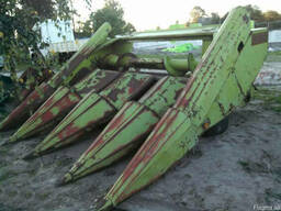 Жатка кукурузная 4 рядная Claas / Oros / Fantini / Case