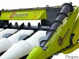 Жатка кукурузная для Клаас Лексион 2019 года 8 рядная