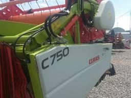 Жатка зернова CLAAS C750