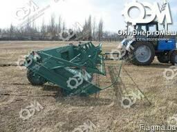 Жатка зерновая прицепная ЖВП 4.9