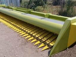 Жатки для уборки подсолнечника 9.1 метра
