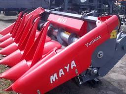 Жатки кукурудзяні maya модель yunkax