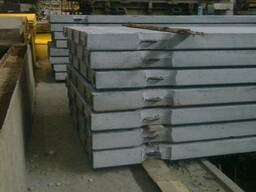 ЖБИ дорожные плиты, бордюры, дорожная плита от производител